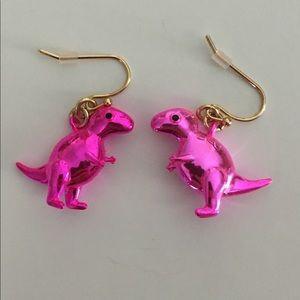 Whimsies T-Rex Earrings